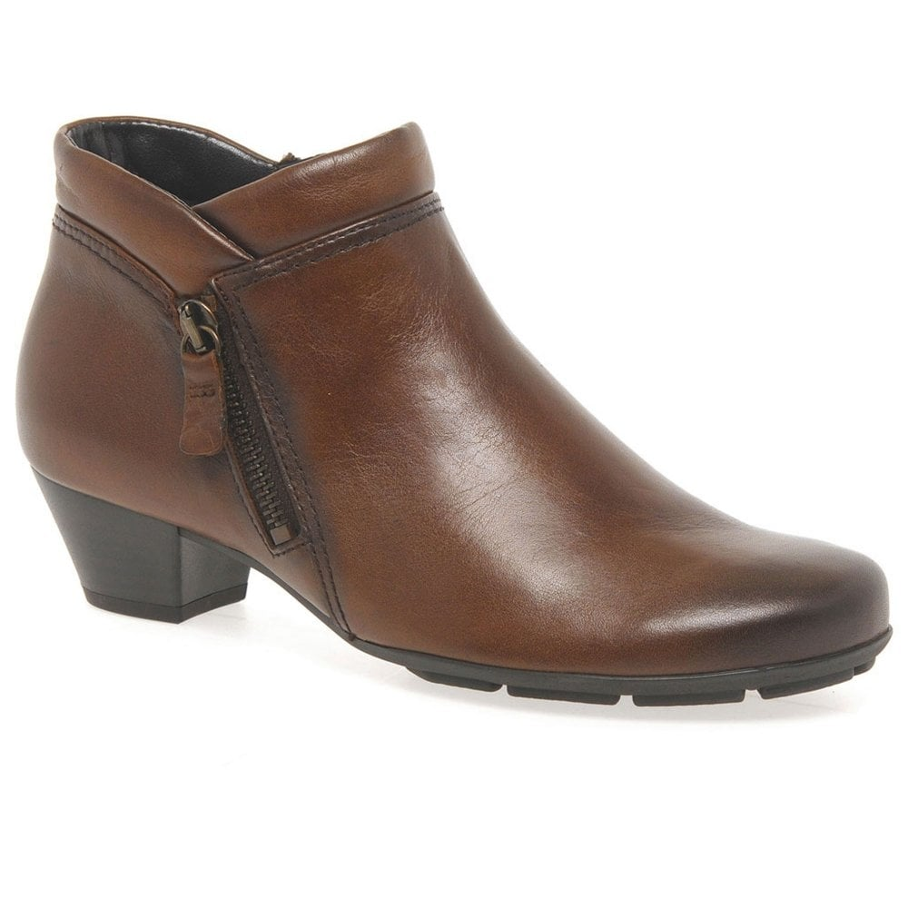 gabor emilia women s leather ankle boots charles clinkard