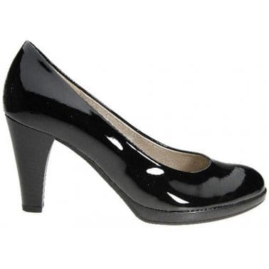 Gabor Soria High Heel Platform Court Shoes