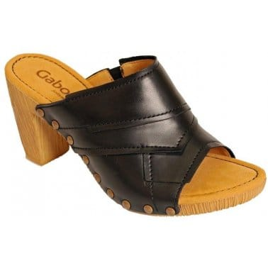 Sequence Leather Mule 23.800