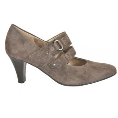 Gabor Geranium Mary Jane Court Shoes