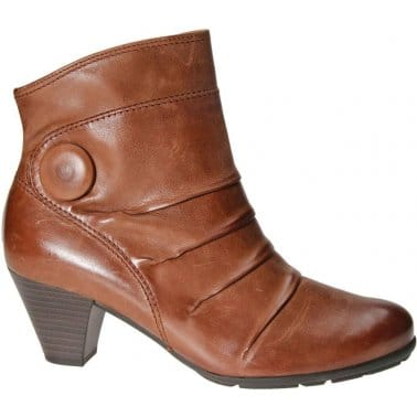Gabor Anita Womens Leather Ankle Boots