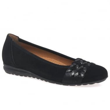 Rhiannon Ladies Wide Fit Shoes