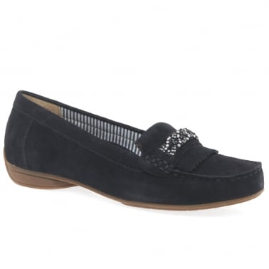 Fable Ladies Moccasins