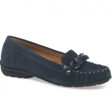 Casa Womens Nubuck Casual Shoes