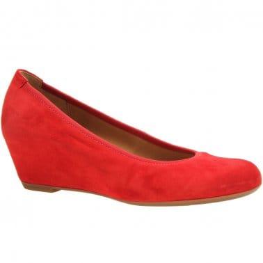 Fantasy Ladiess Wedge Heel Shoes