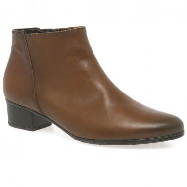 Fresco Ladies Ankle Boots