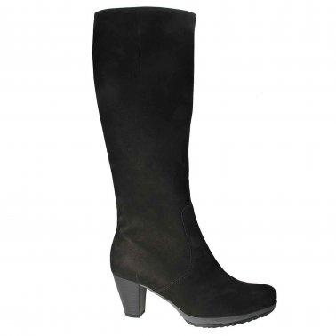 Willow Medium Leg Womens Suede Long Boots
