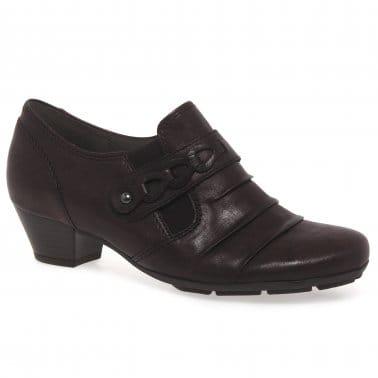 Eleanora Ladies High Cut Court Shoes
