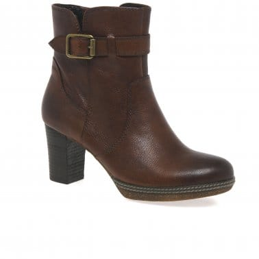 Simmons Ladies Ankle Boots