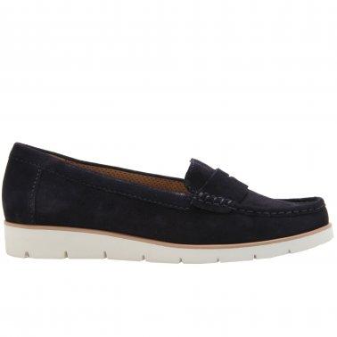 Portland Ladies Slip On Shoes