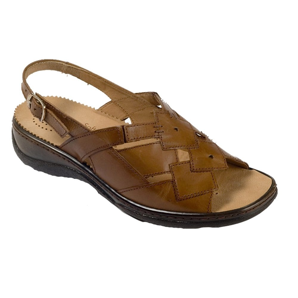 ... Sandals › Gabor › Gabor Arran Wide Fit Casual Womens Sandals