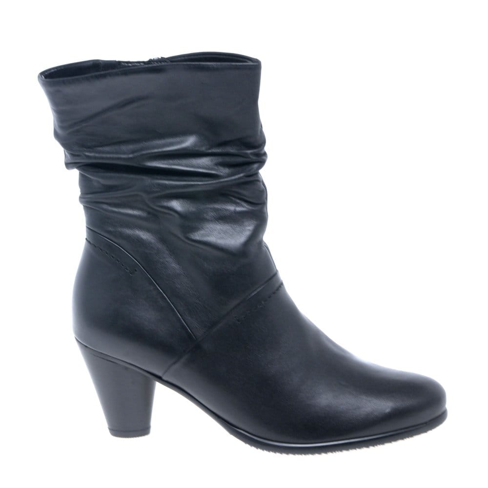 wide calf leather boots for uk