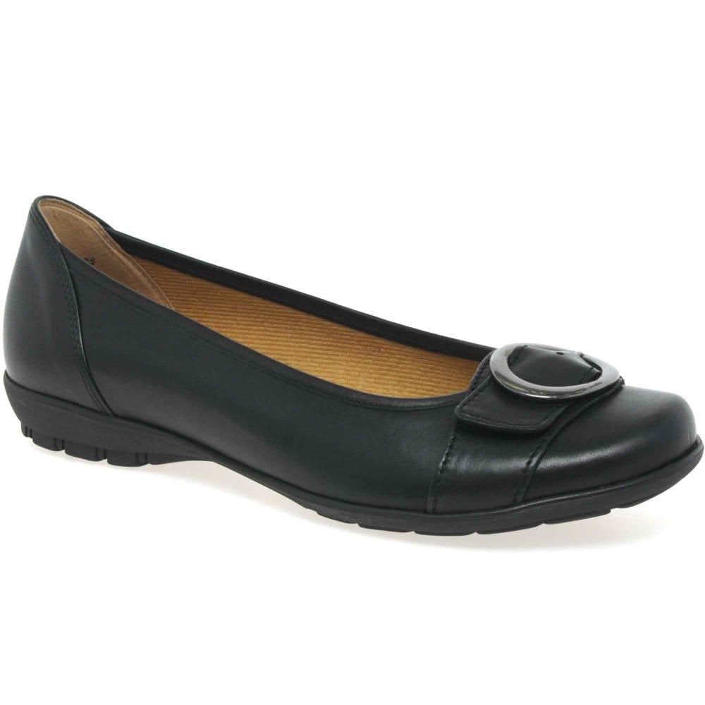 gabor garda ladies casual pumps gabor from gabor shoes uk. Black Bedroom Furniture Sets. Home Design Ideas