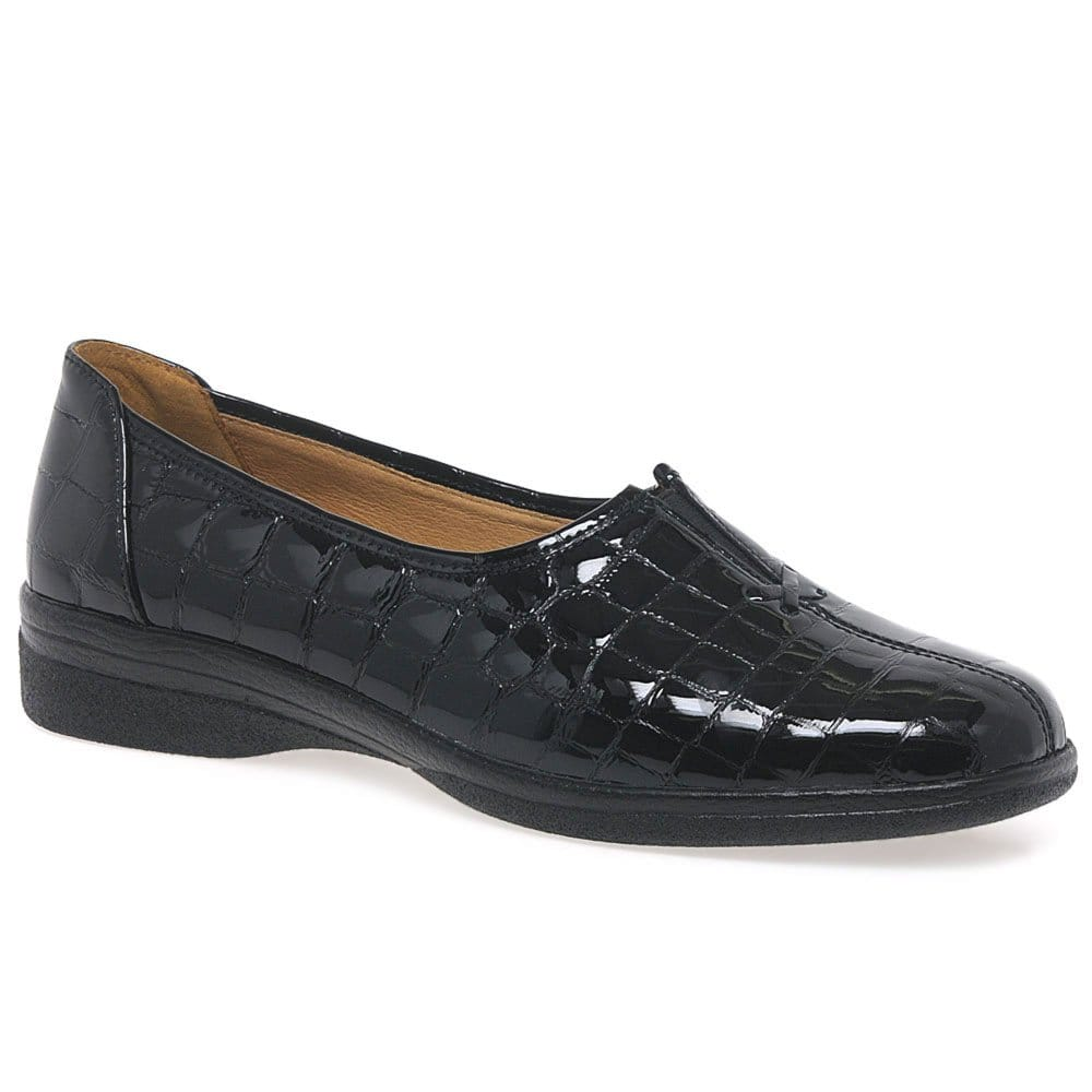 gabor shoes wide fit leather gabor shoes