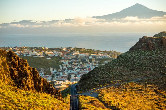 bank holiday breaks canary islands la gomera for couples