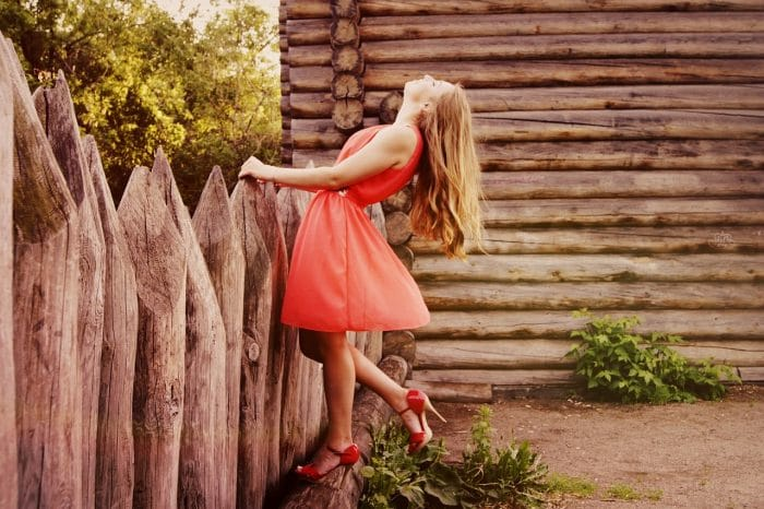 red dress white shoes What Shoes to Wear with a Red Dress [Colour & Style Tips] | Gabor Blog