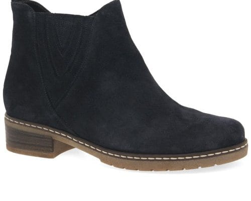 navy boots with navy dress