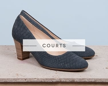 Gabor Court Shoes