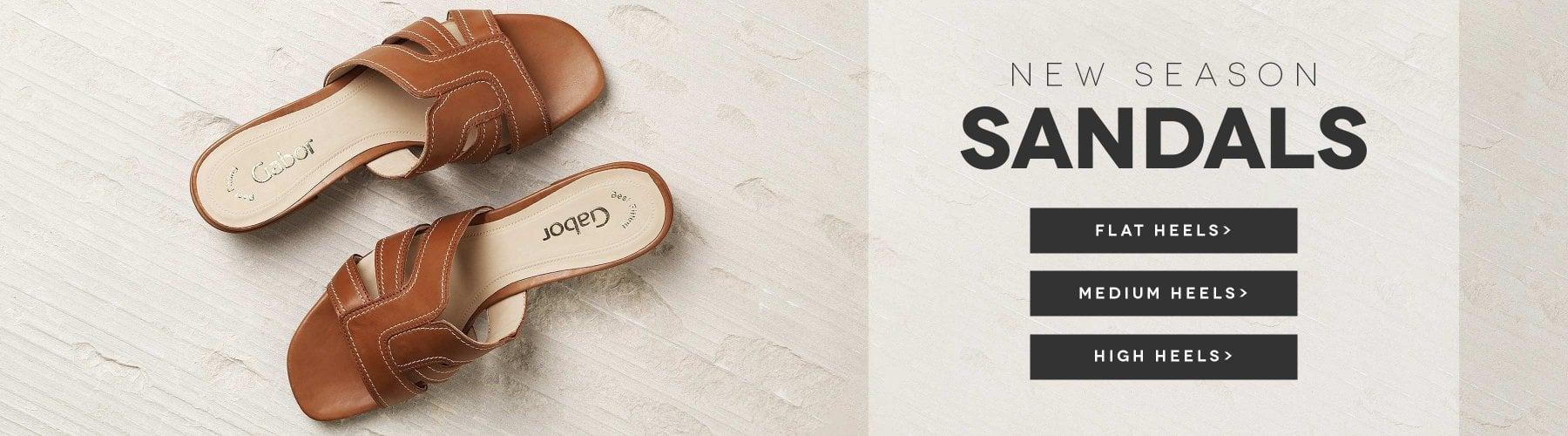 New Season Sandals