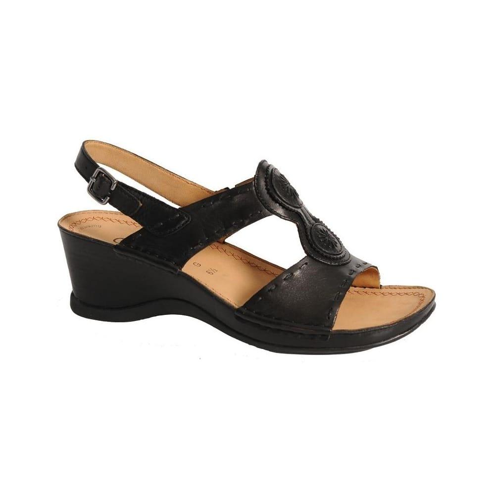 Wide fit sandals shoes uk - Unison 82 720 Wide Fit Sandal