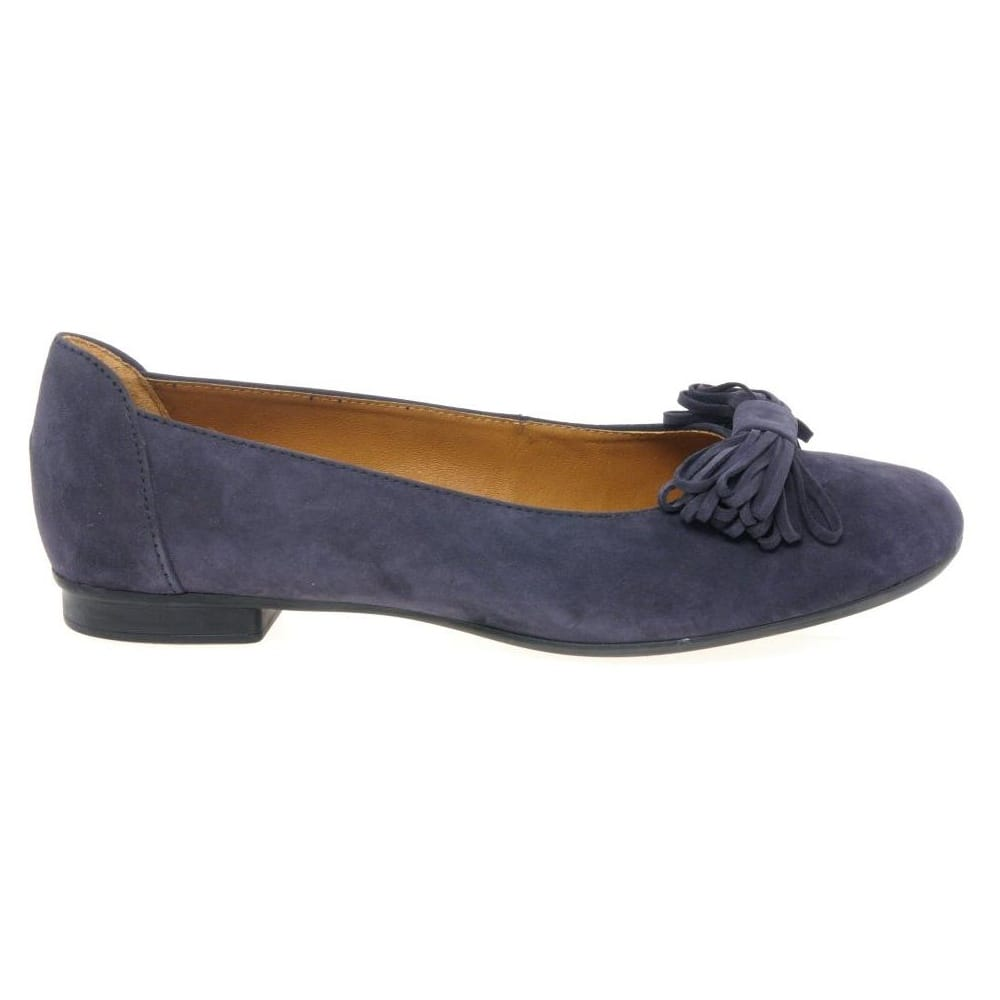 Black Sporty Ballerina Shoes