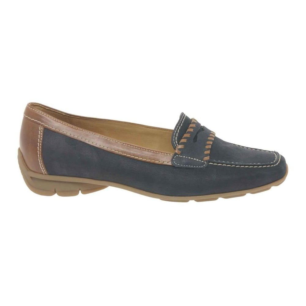 gabor blissful casual shoes nubuck leather charles clinkard