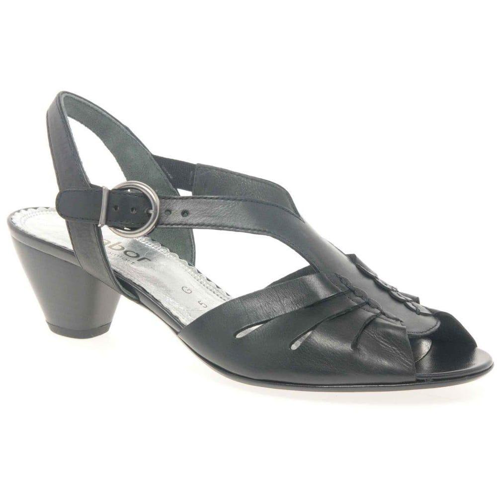 Wide fit sandals shoes uk - Knack Peep Toe Wide Fit Sandals