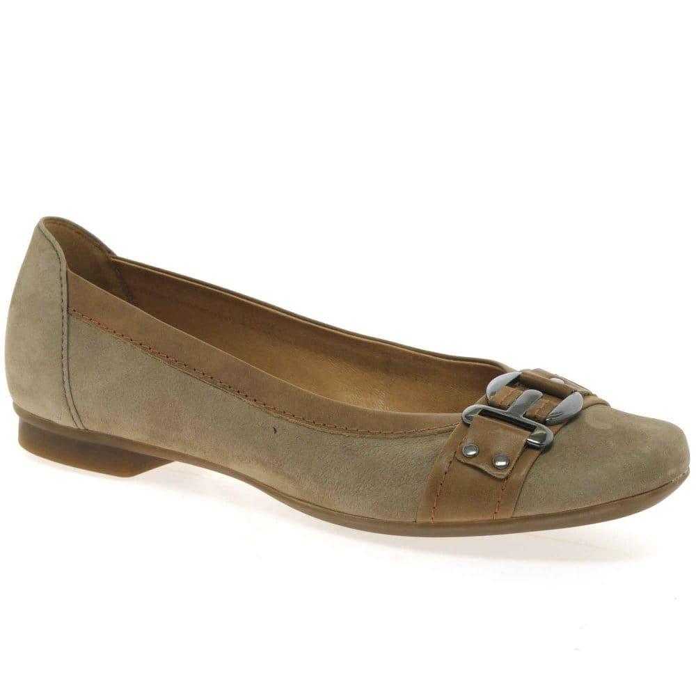 Montana Womens Ballet Pumps