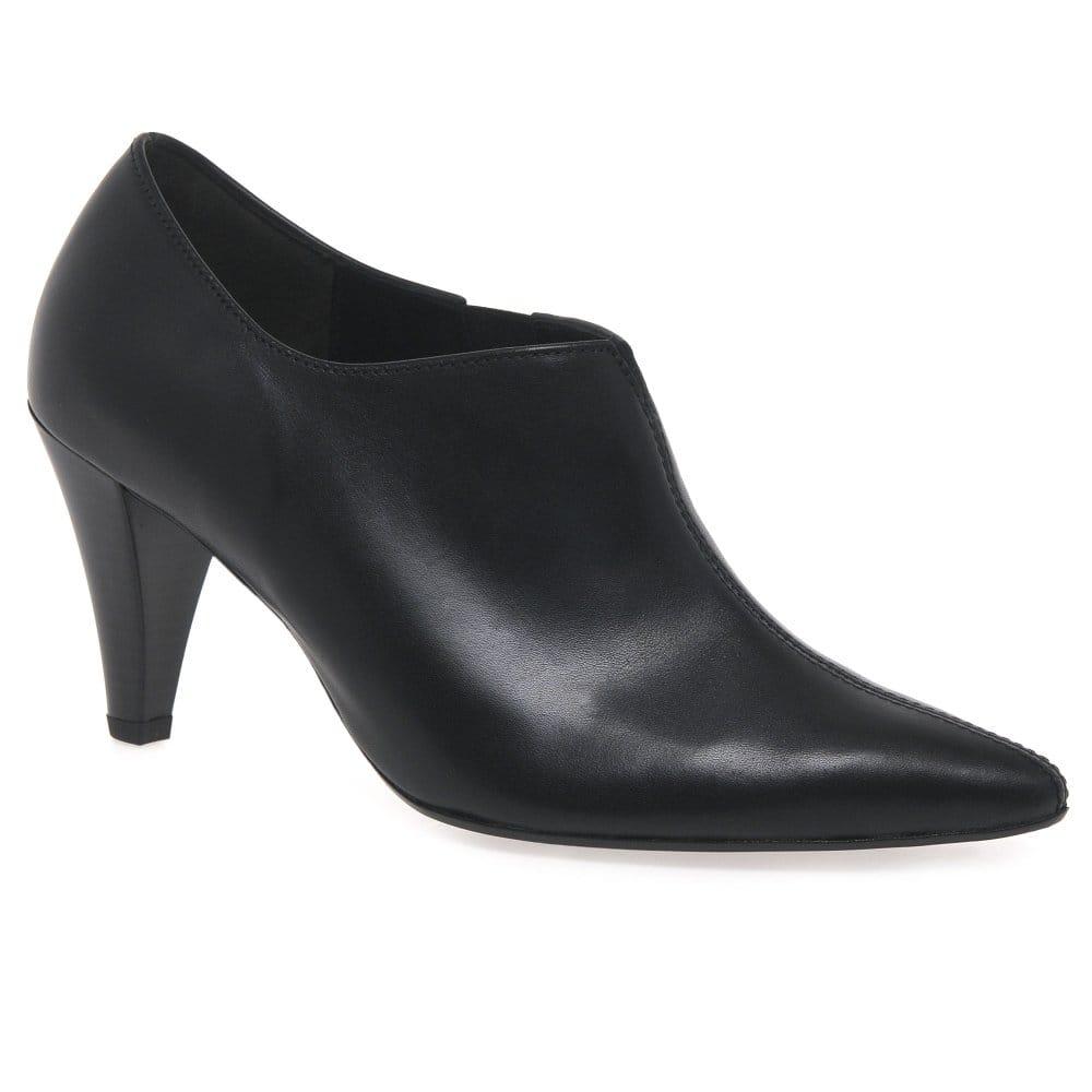 gabor edmonton black point toe shoes gabor shoes