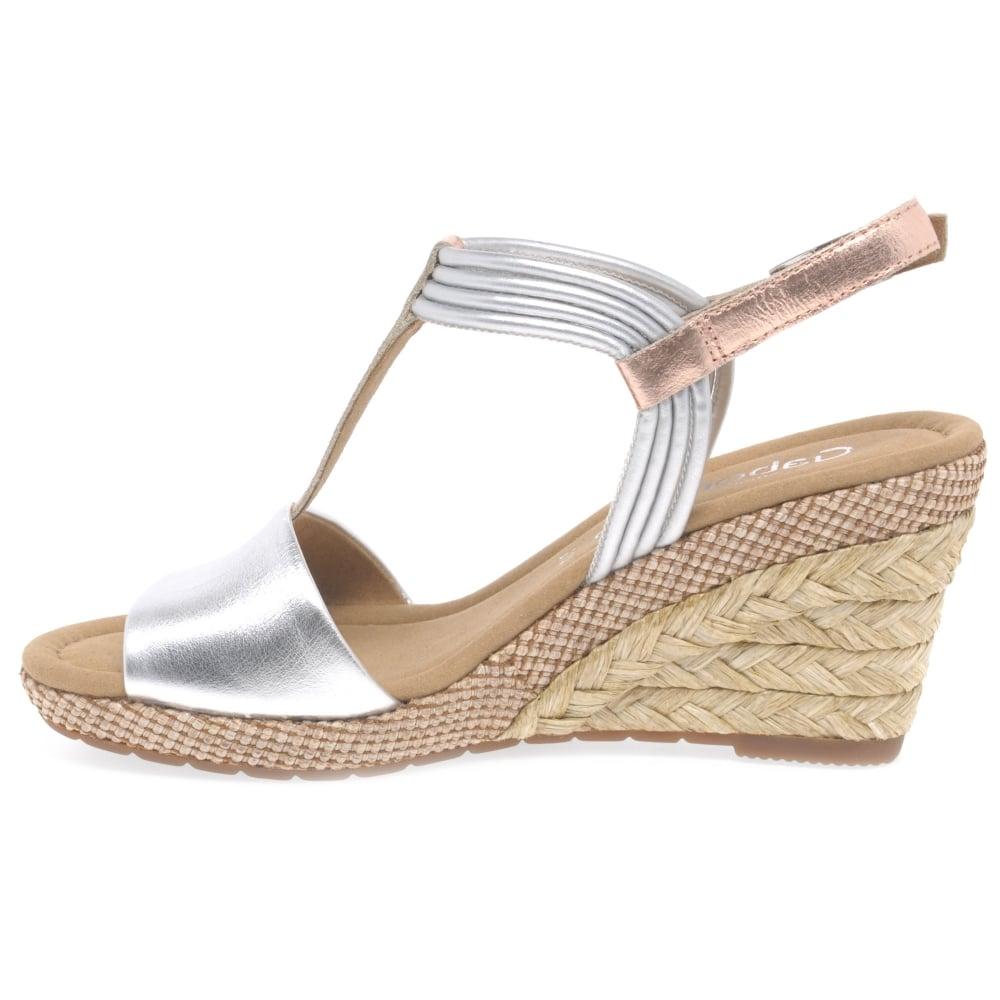 4398c12c3cdf Gabor Jess Ladies Casual Wedge Heel Sandals