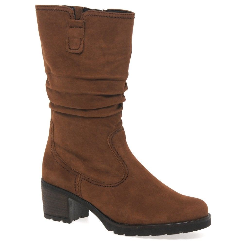genuine cheap sale top quality Black 'Dunmow' Womens Slouch Calf Boots cheap real authentic lowest price sale online 9tHnGtTP9