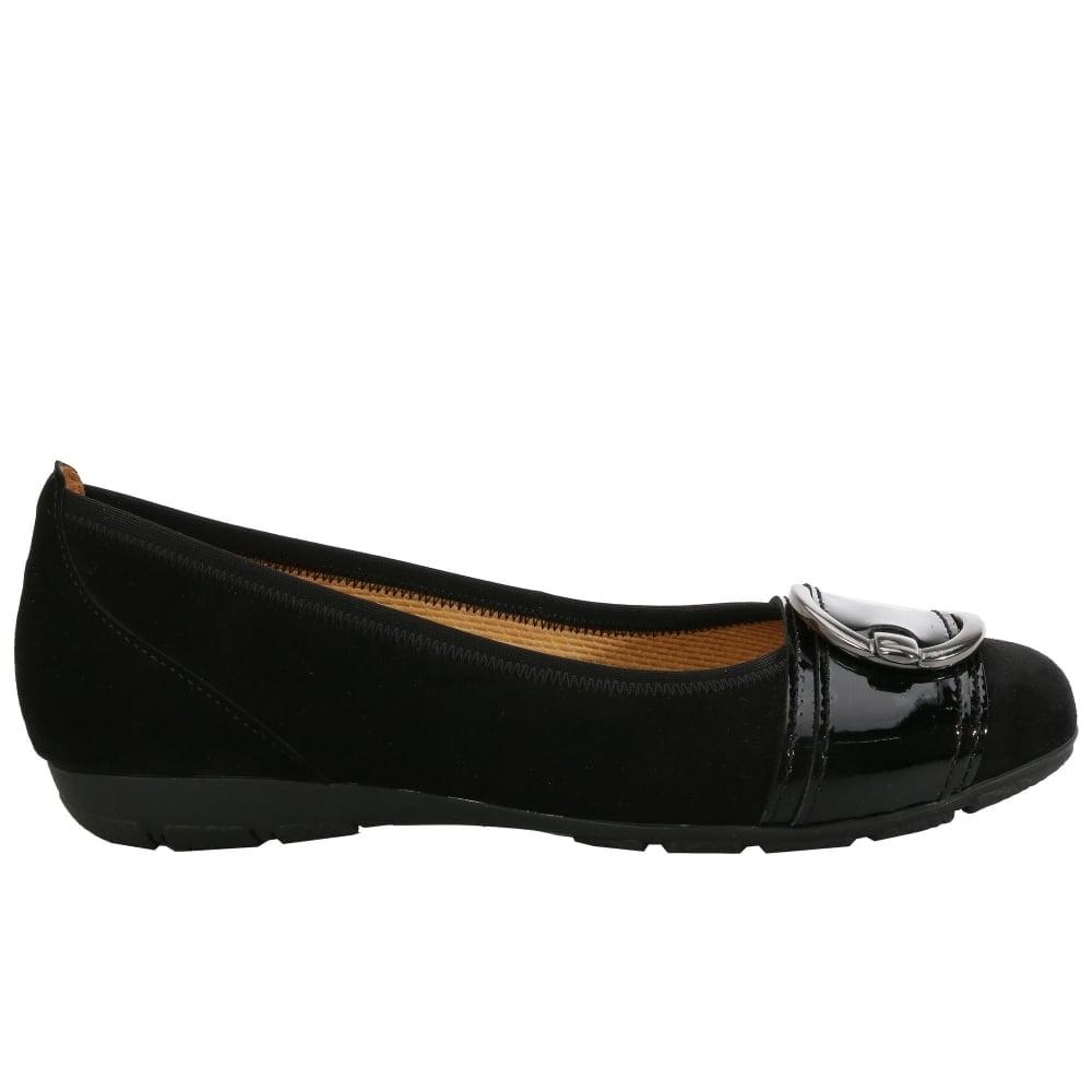 a745ff108e9 Gabor Cullin Womens Ballerina Pump Shoes