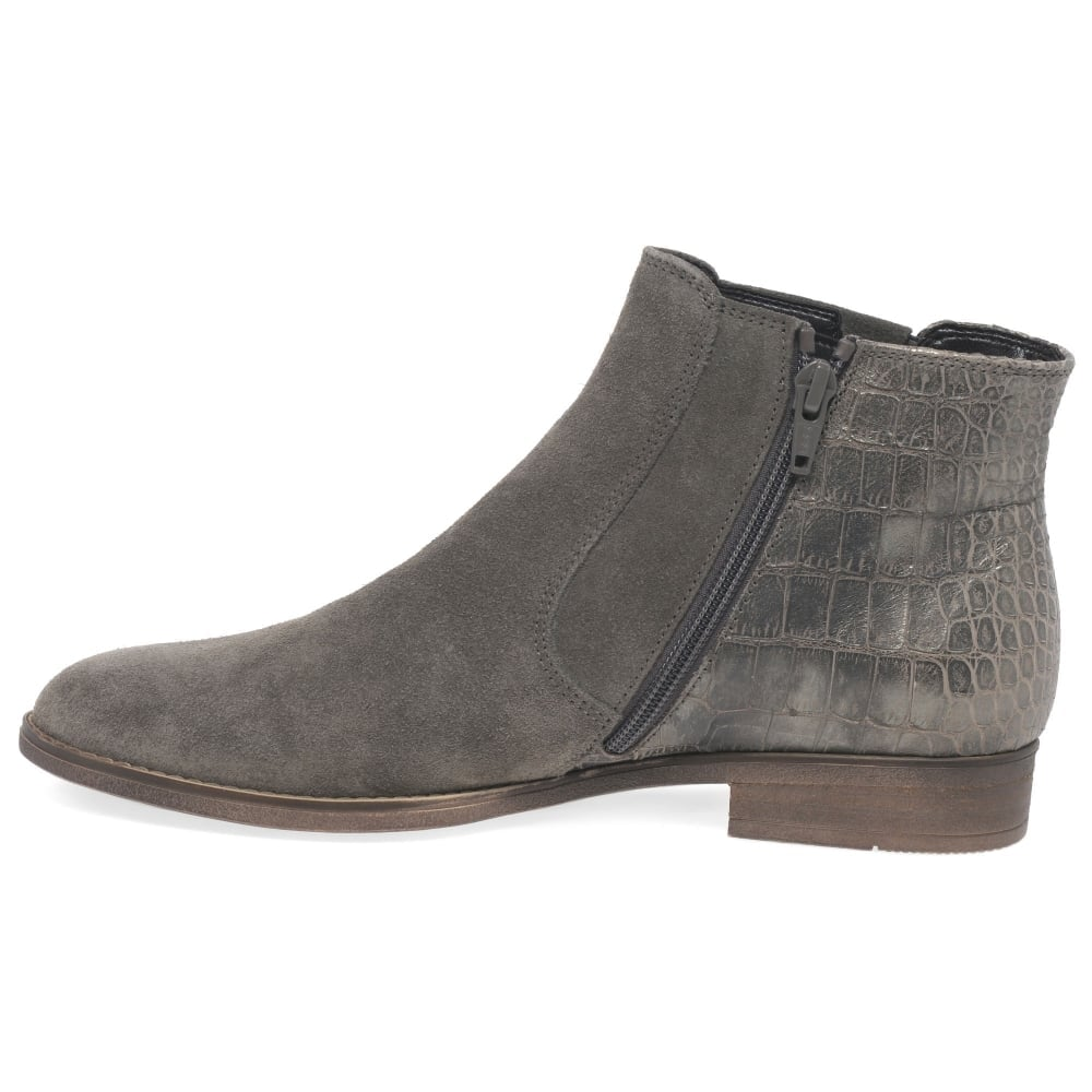 f4cf28a79ad7 Gabor Chateau Womens Ankle Boots