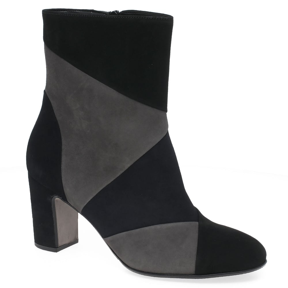 Freeman Womens Modern Ankle Boots