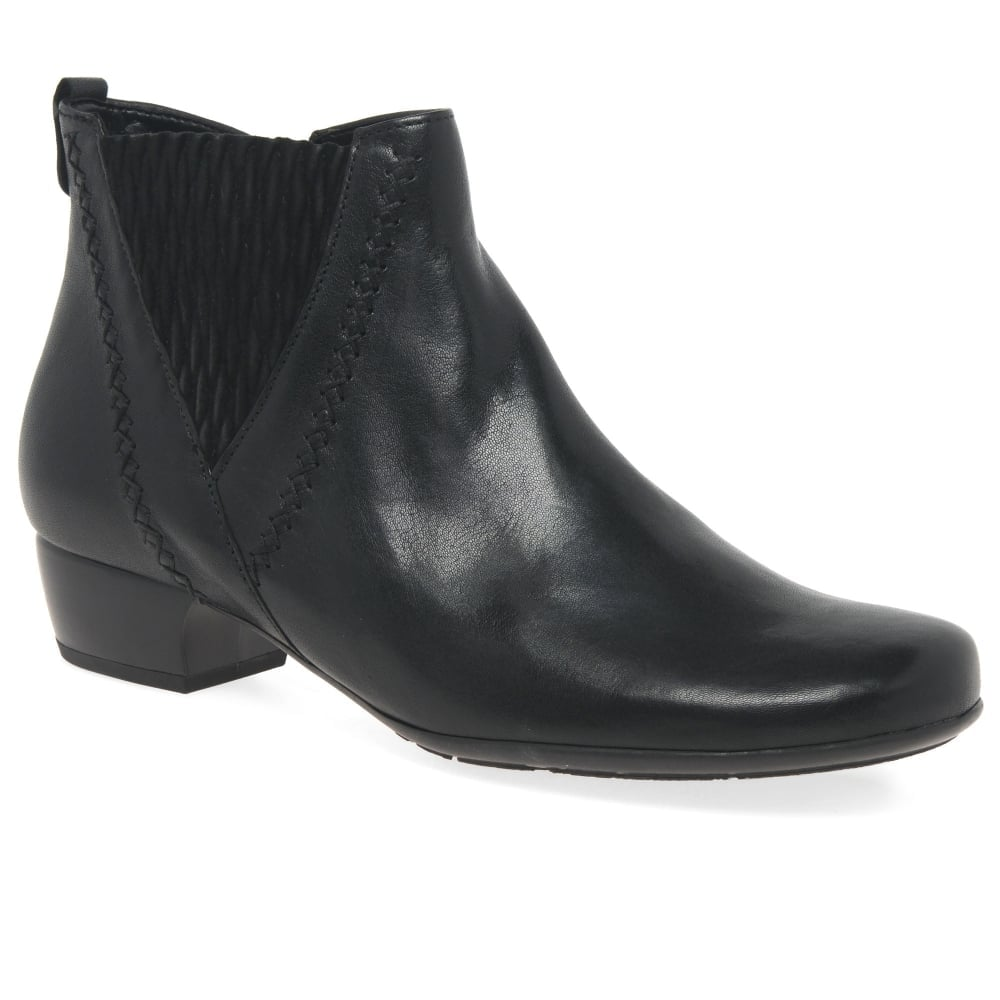 a888c151067c Gabor Betide Womens Modern Wide Fit Ankle Boots