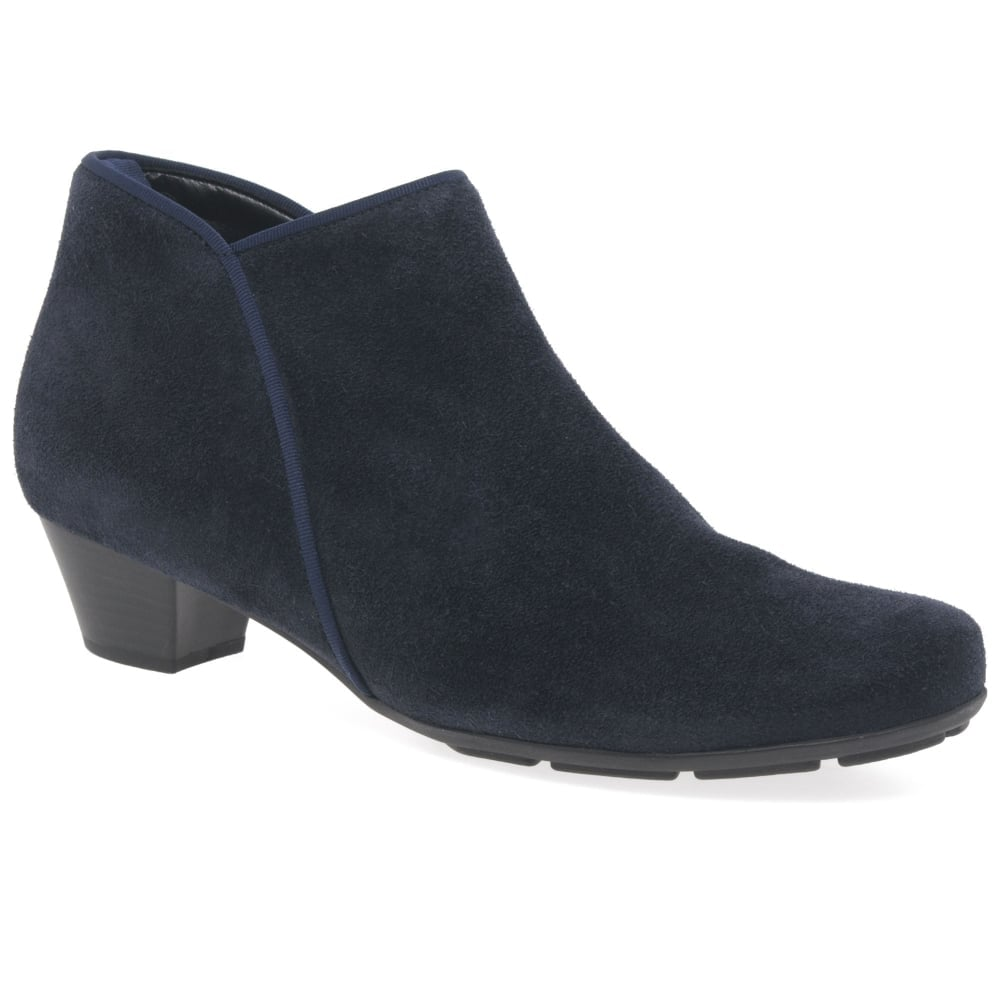 134de29ab1f9 Gabor Trudy Ladies Suede Ankle Boots