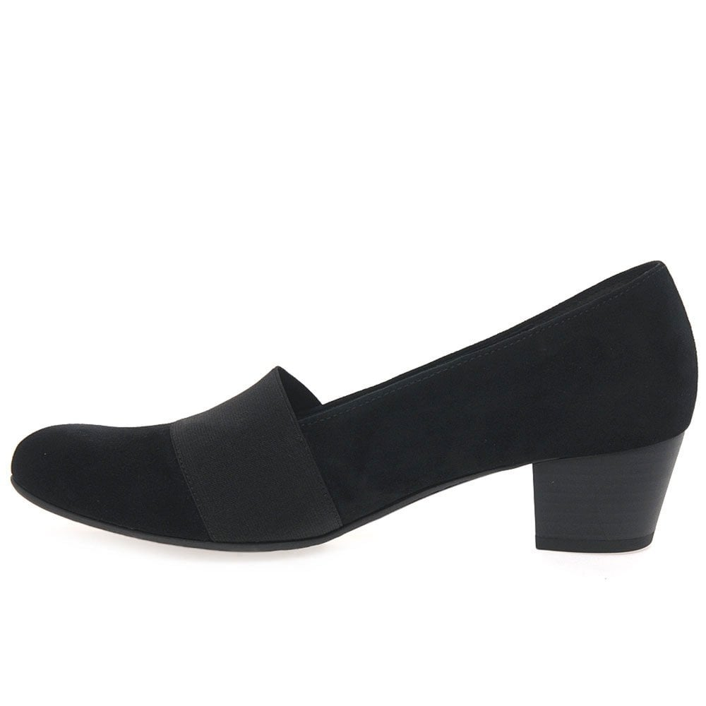 b4c86074eb2 Sovereign Womens Wide Fitting Court Shoes