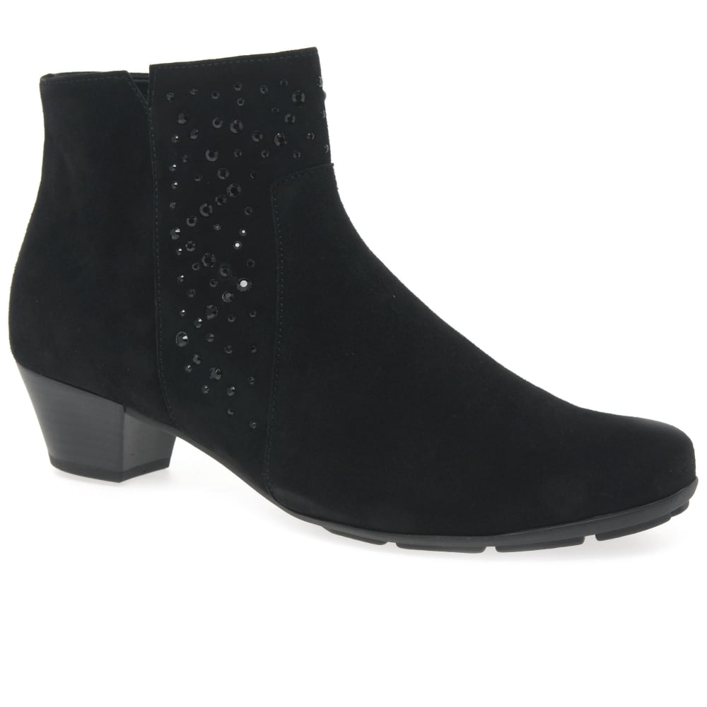 Ankle Brady Womens Gabor Shoes Boots Casual Ctx1d5wq