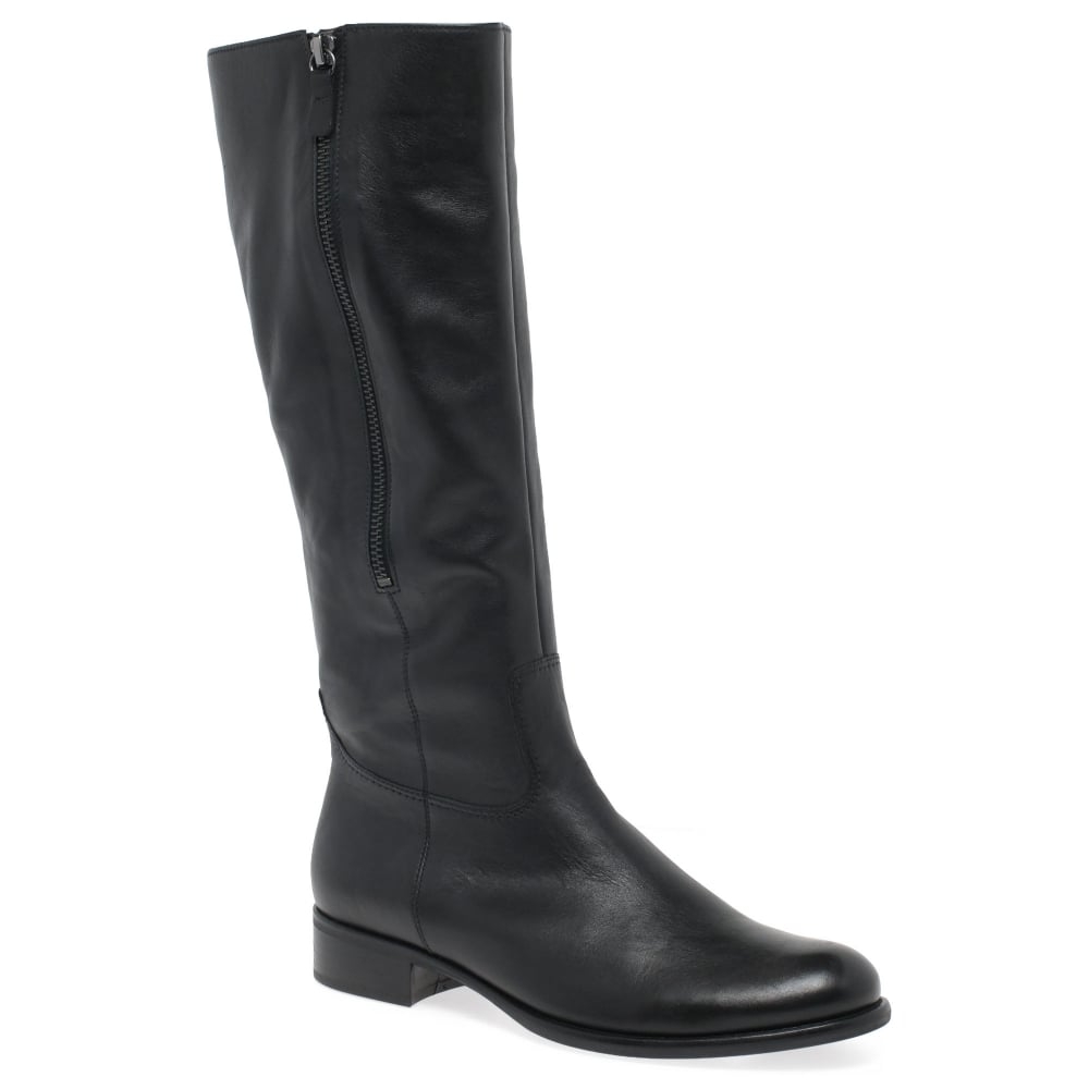 Gabor Louisa 2 Ladies Long Leather Boots | Gabor Shoes