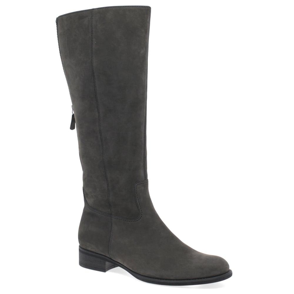 Gabor Palmer Womens Long Zip Boots women's High Boots in Footlocker Finishline Cheap Price JkYO4P2