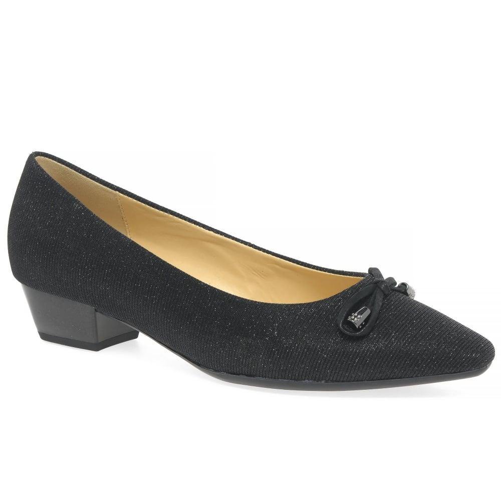 Azalea Gabor Low Heel Court 6.5 Beige hiver automne coton chaussures classiques tendance casual chaussures en cuir de cuir véritable daim  Keen Newport  black 9B5x91B3GG