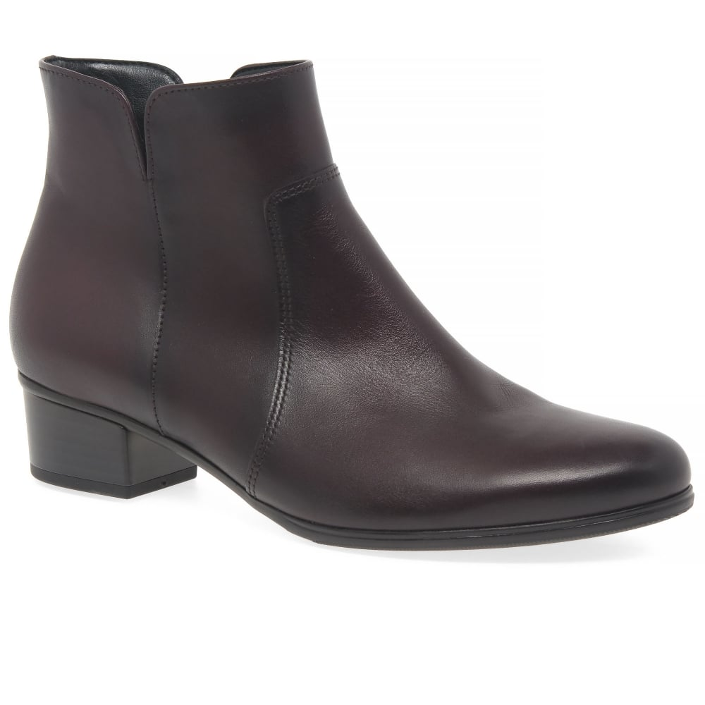 Delaware Womens Modern Ankle Boots