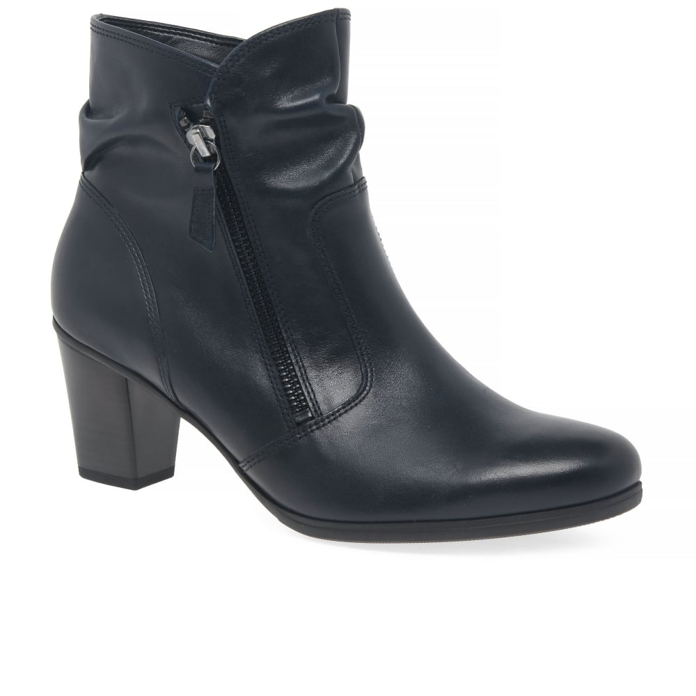 fbc60db2ade65 Gabor Ellie Womens Leather Ankle Boots