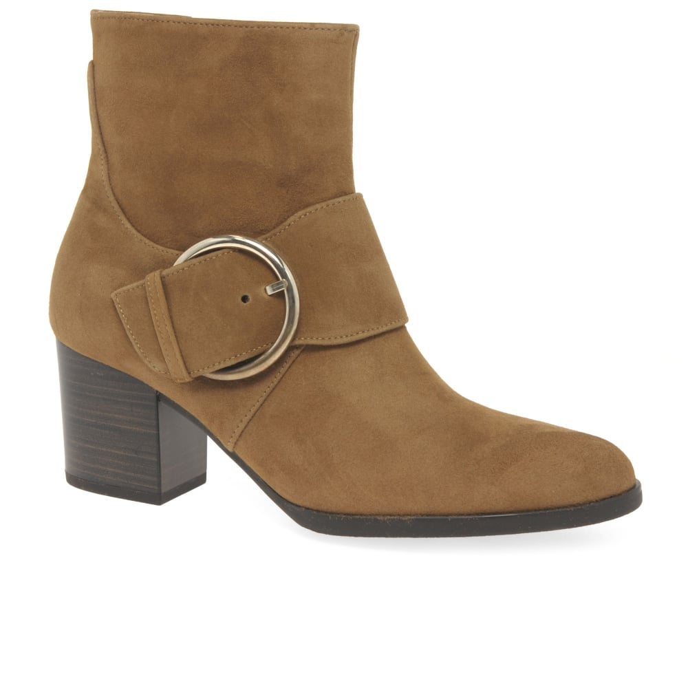 2d6652890b2c Gabor Lush Ladies Buckle Fastening Ankle Boots