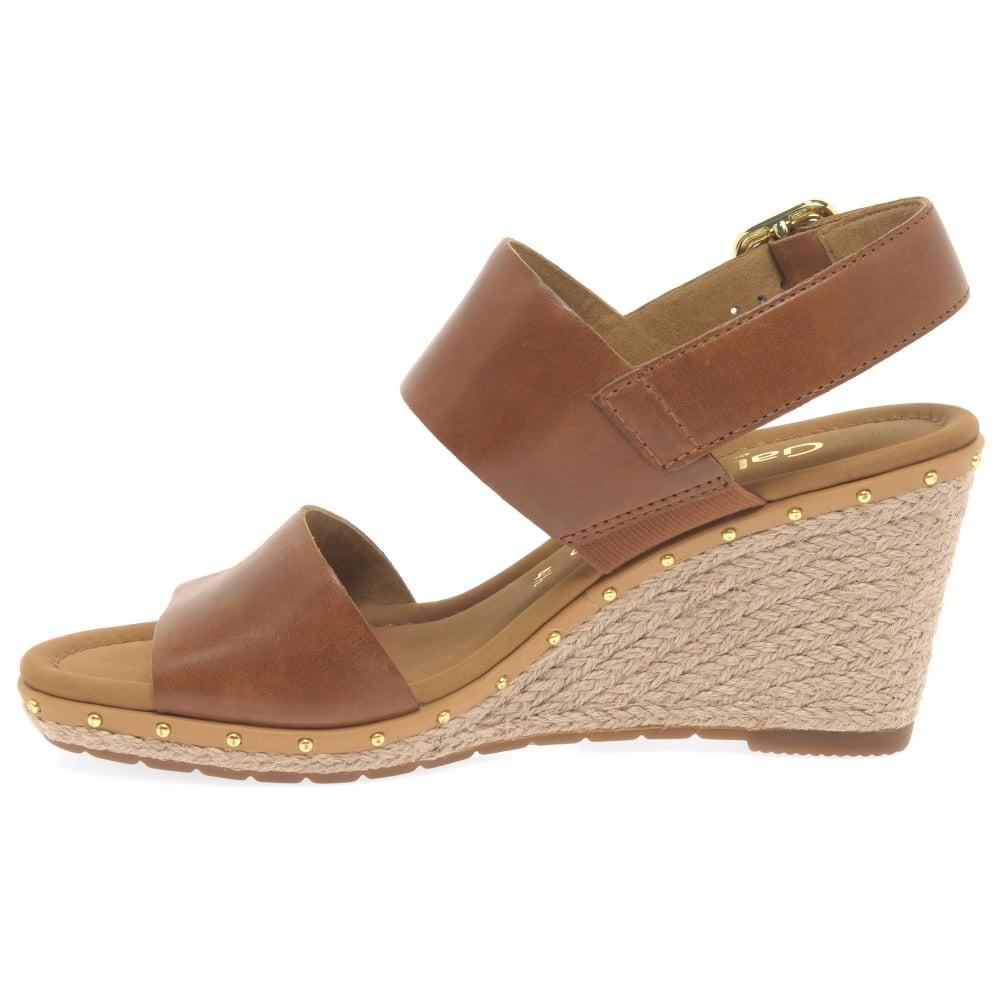 4bd2285a4e Gabor Anna 2 Ladies Wedge Heel Sandals | Gabor Shoes