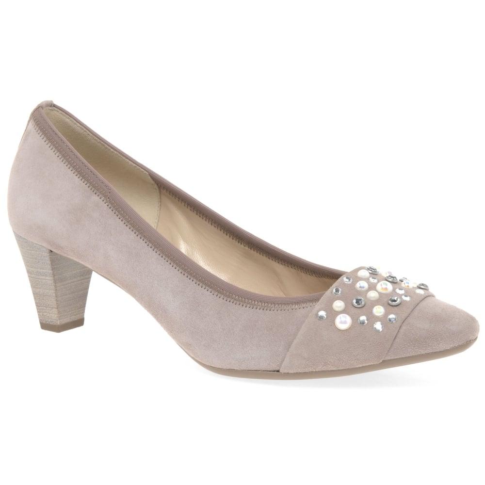 7dabdf035146 Gabor Guide Ladies Dress Court Shoes