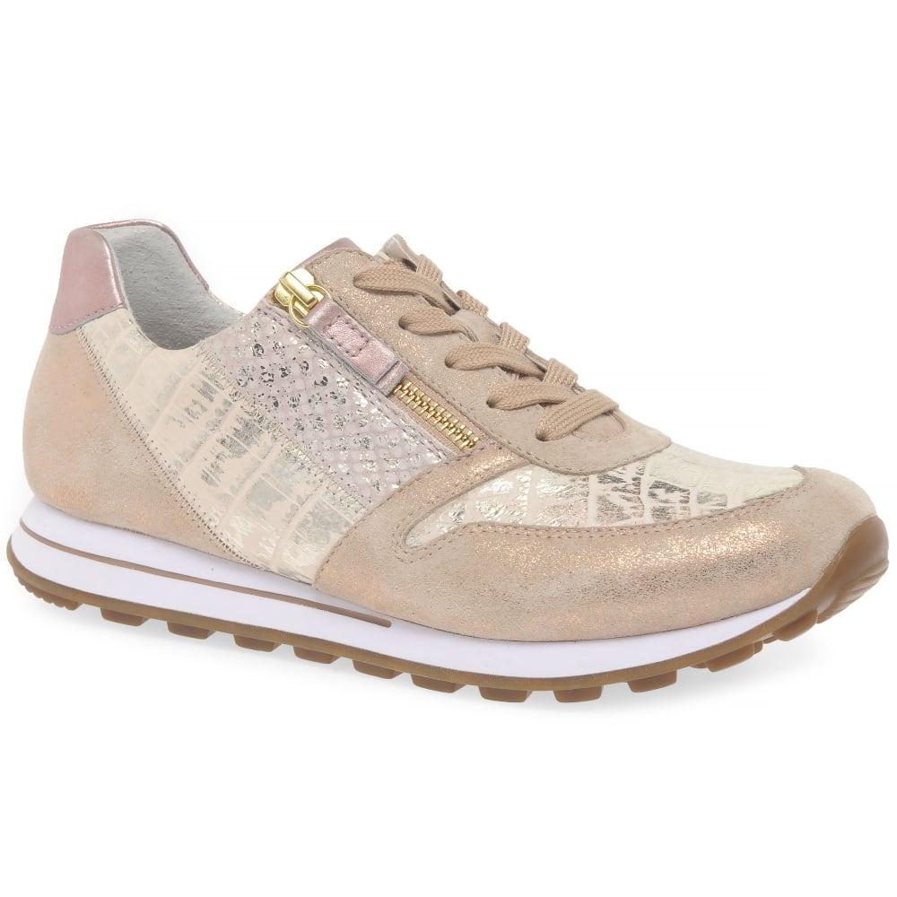 68b10519512f Gabor Hyacinth Ladies womens Casual Sprts Trainers
