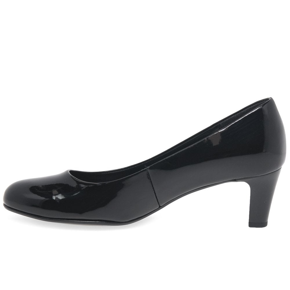 8228b3adc41 Nesta Ladies Dress Court Shoes