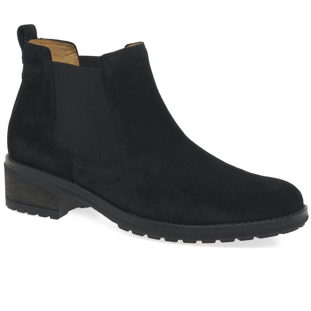 Sortendesign vollständig in den Spezifikationen feinste Stoffe Brilliant Ladies Suede Chelsea Ankle Boots