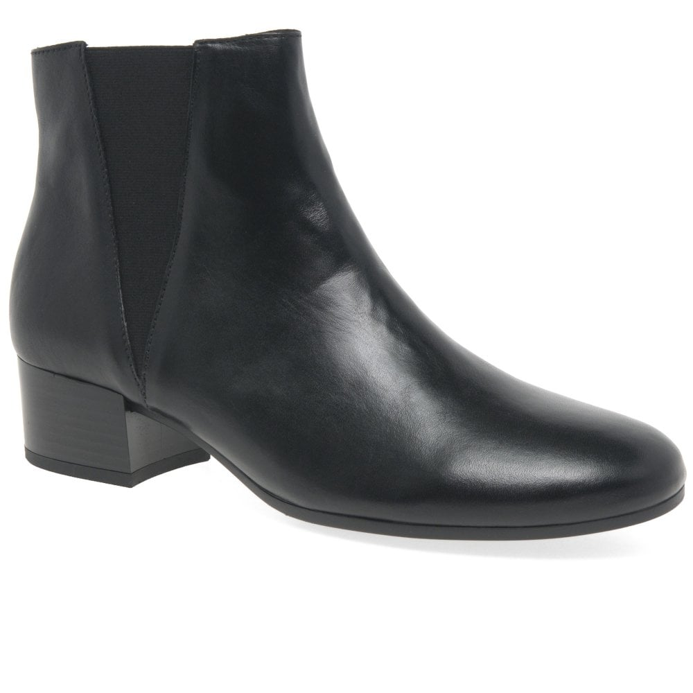 866cf13398f9 Gabor Spire Ladies Modern Chelsea Ankle Boots   Gabor Shoes